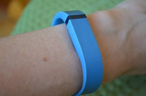 Fit to the Bit on my wrist...