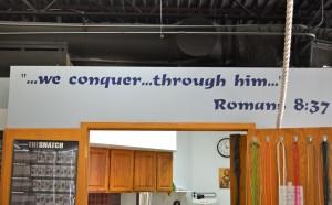 we conquer