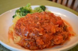 Slow Cooker Healthy Marinara a la Farmer